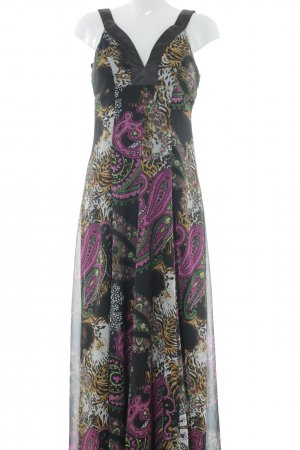 Laura Scott Abendkleid mehrfarbig Casual-Look