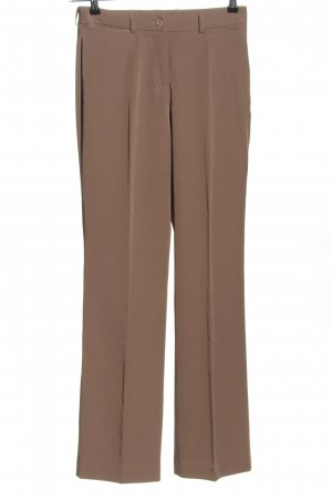Laura Scott Pantalone da abito bronzo stile professionale