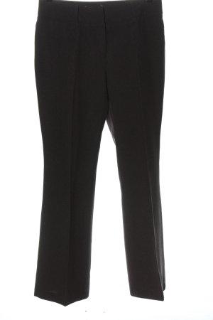 Laura Scott Pantalone da abito nero stile casual