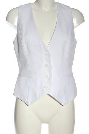 Laura Scott Gilet bianco elegante