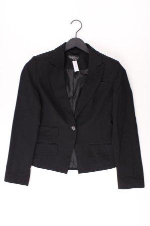 Laura Scott Blazer Größe 34 schwarz aus Polyester