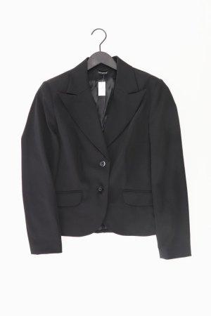 Laura Scott Blazer Größe 40 schwarz aus Polyester