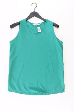 Laura Scott Bluse Größe 42 grün aus Polyester
