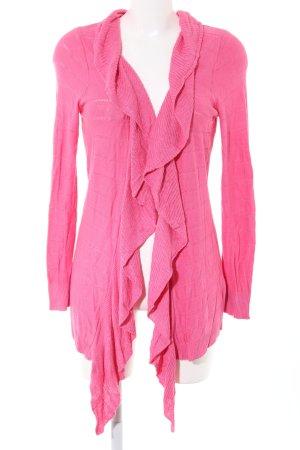 Laura Scott Cardigan pink Casual-Look