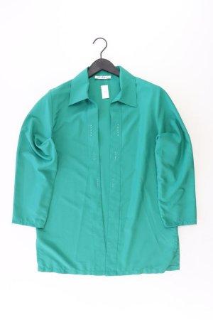 Laura Scott Cardigan Größe 42 Langarm grün aus Polyester