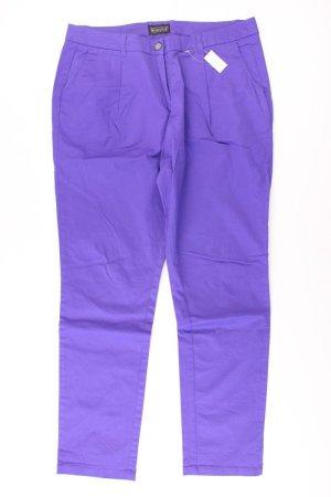Laura Scott Pantalone chino lilla-malva-viola-viola scuro Cotone