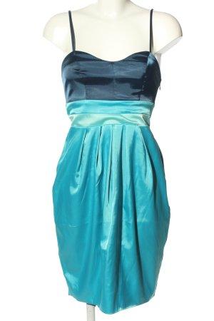 Laura Scott Cocktailkleid türkis-blau Elegant