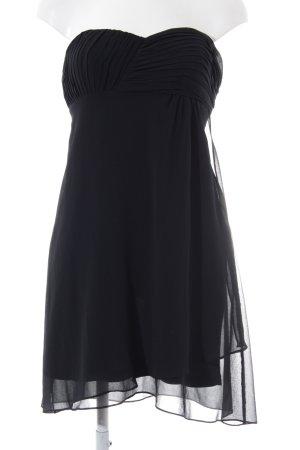 Laura Scott Cocktail Dress black polyester