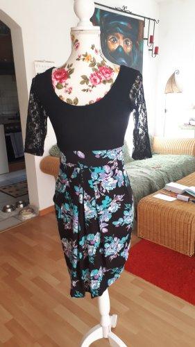 Laura Scott,edles Kleid mit Spitze,Gr.34,neu