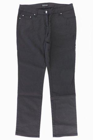 Laura Scott Pantalone cinque tasche nero Cotone