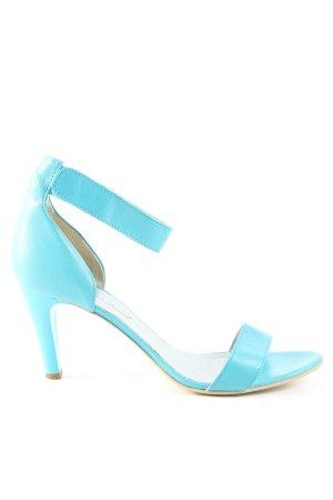 Laura Scott High Heel Sandaletten türkis Casual-Look