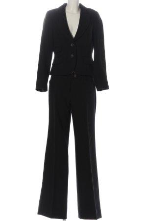 Laura Scott Traje de pantalón negro estilo «business»