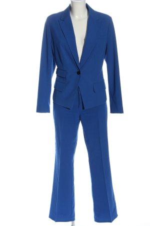 Laura Scott Hosenanzug blau Business-Look