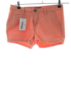Laura Scott Hot Pants hellorange Casual-Look