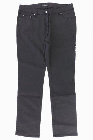 Laura Scott Jeans Größe 42 schwarz aus Baumwolle