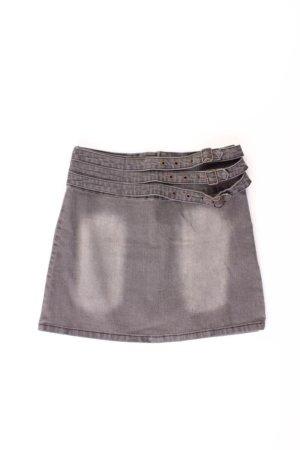 Laura Scott Denim Skirt multicolored cotton