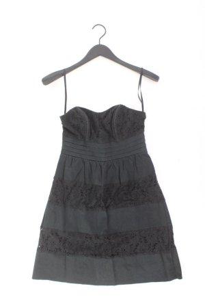 Laura Scott Kleid Größe 36 schwarz aus Baumwolle
