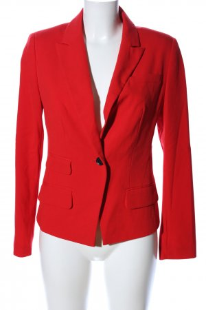 Laura Scott Kurz-Blazer rot Business-Look
