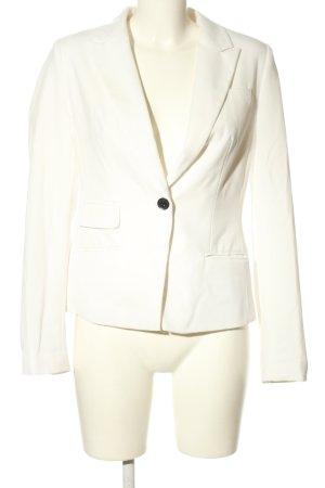 Laura Scott Korte blazer wit zakelijke stijl