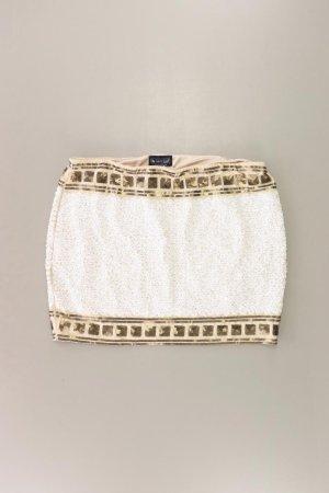 Laura Scott Spódnica midi w kolorze białej wełny