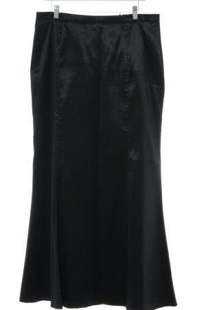 Laura Scott Falda larga negro elegante