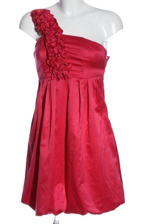 Laura Scott Robe asymétrique rose élégant