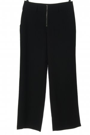 Laura Scott Palazzo Pants black business style