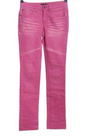 Laura Scott Röhrenjeans pink Casual-Look