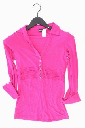 Laura Scott Shirt Größe 34 3/4 Ärmel pink aus Viskose