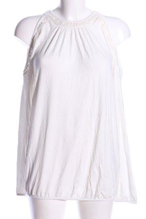 Laura Scott Shirt Tunic white casual look