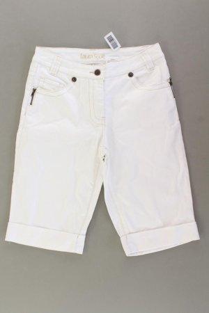 Laura Scott Shorts bianco sporco Cotone