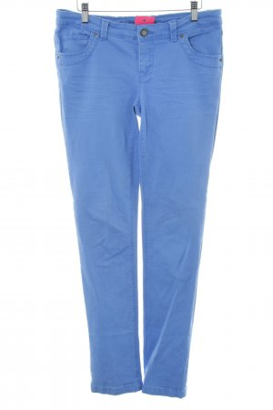 Laura Scott Slim Jeans blau Casual-Look