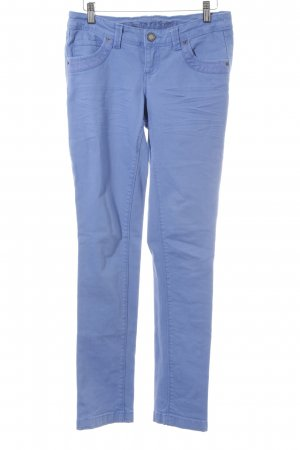 Laura Scott Slim Jeans kornblumenblau Casual-Look