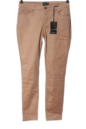Laura Scott Stretch Jeans braun Casual-Look
