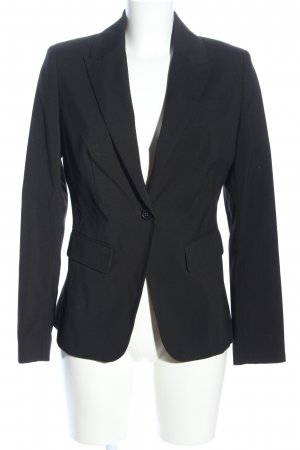 Laura Scott Sweatblazer schwarz Business-Look