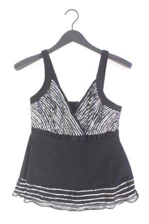 Laura Scott Top Größe 34 schwarz aus Polyester