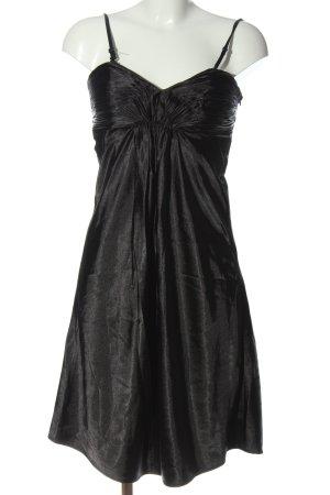 Laura Scott Trägerkleid schwarz Elegant