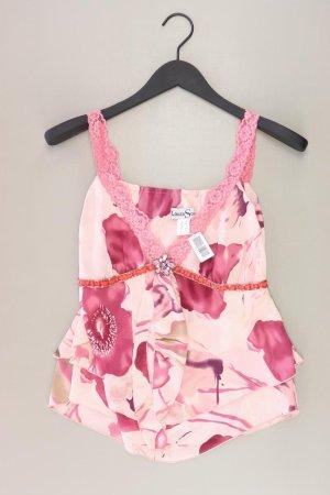 Laura Scott Canotta a bretelle rosa chiaro-rosa-rosa-fucsia neon Poliestere