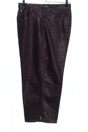 Laura Skinny Jeans lila Casual-Look