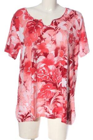 Laura T: Batik Shirt allover print casual look