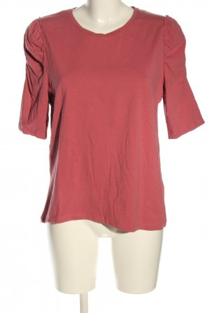 laura tarelli T-Shirt pink Casual-Look