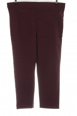 Laura Torelli 3/4 Length Trousers brown casual look