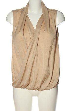 Laura Torelli ärmellose Bluse nude Elegant