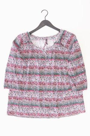Laura Torelli Blouse multicolored cotton