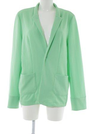 Laura Torelli Cardigan grün klassischer Stil