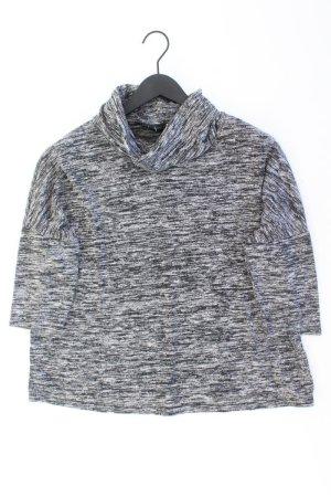 Laura Torelli Feinstrickpullover Größe 46 grau aus Baumwolle