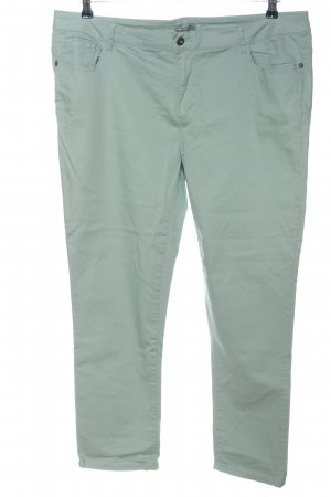 Laura Torelli Five-Pocket Trousers turquoise casual look