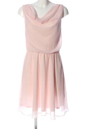 Laura Torelli Spitzenkleid pink Casual-Look