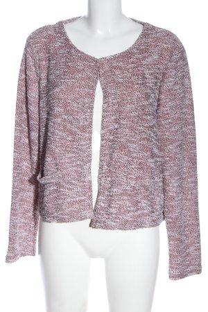 Laura Torelli Strick Cardigan pink Casual-Look