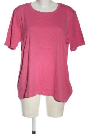 Laura Torelli T-Shirt pink Casual-Look